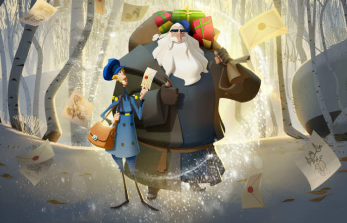 Klaus, la película de animación que cuenta la leyenda del Viejito Pascuero