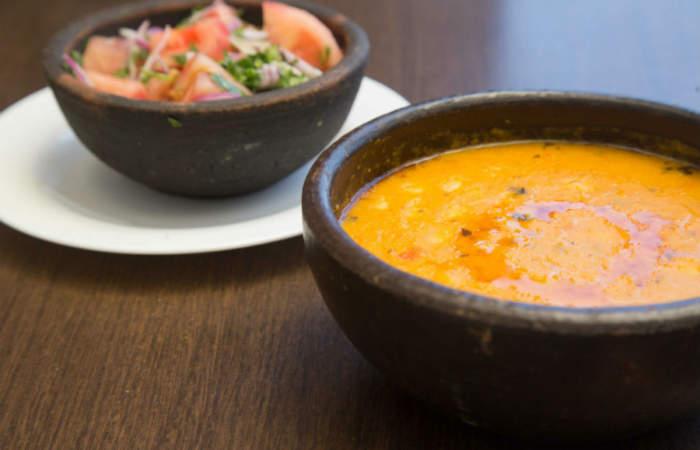 La Casona, el restaurante ideal para comer los primeros porotos granados de la temporada
