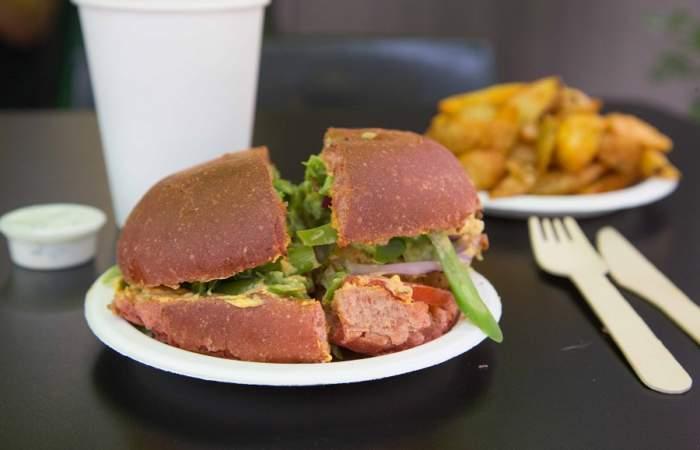 Mammaterra: La hamburguesería regalona de los veggie
