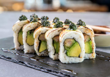 The Top Sushi