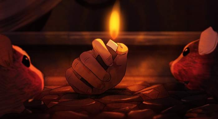 Perdí mi cuerpo, una maravilla de la animación francesa en Netflix
