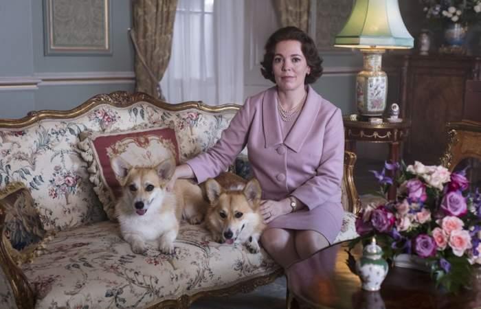 Olivia Colman, la joya más valiosa del cine actual, llega a brillar en The Crown 3