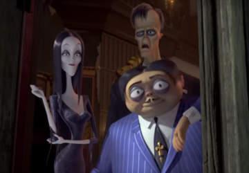Los Locos Addams: La singular familia retorna animada