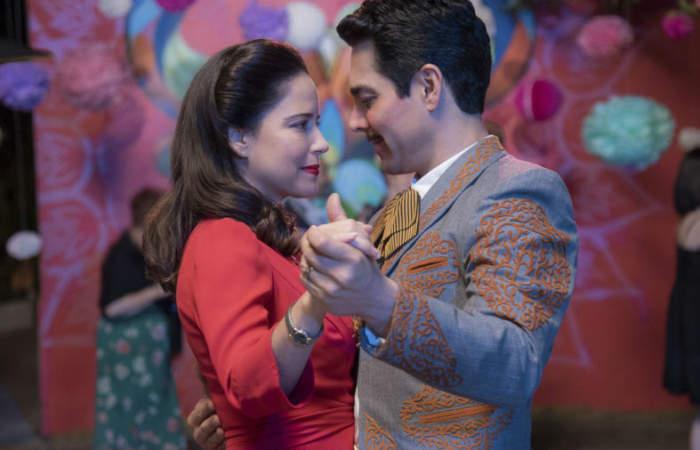 Como caído del cielo, el culebrón de Netflix que homenajea al ídolo mexicano Pedro Infante
