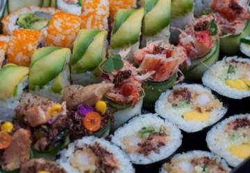 Locos por el sushi: los lugares en Santiago para adictos a este clásico japonés