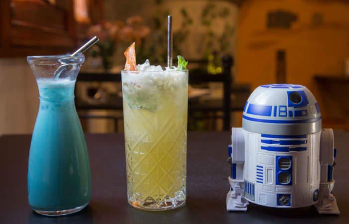 El Lado Oscuro, el bar que se convertirá en el favorito de los fans de Star Wars