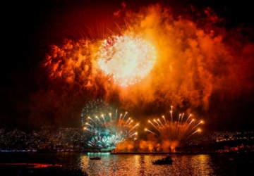 Todos lo que debes saber sobre el show de fuegos artificiales de Valparaíso