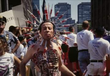 El premiado documental Lemebel se exhibirá gratis y al aire libre en la Plaza Yungay