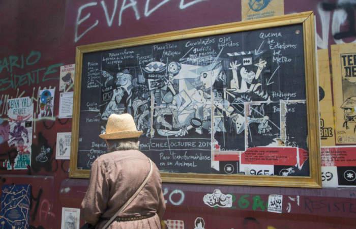 Barrio Arte, el festival que abrirá virtualmente las galerías, museos y centros culturales del eje Lastarria-Forestal