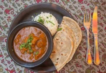 Pardeshi Tadka: el delivery de cocina de la india de un chef cinco estrellas