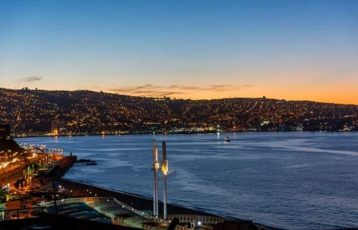 Portofino: Año Nuevo con la mejor vista a los fuegos artificiales de Valparaíso