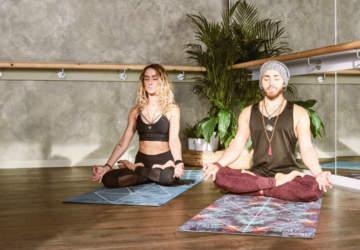 Clases gratuitas de yoga para terminar el año relajado