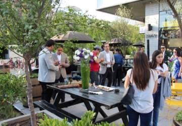 Vinolia: Te invitamos a disfrutar los mejores vinos del país en una exclusiva terraza de Vitacura