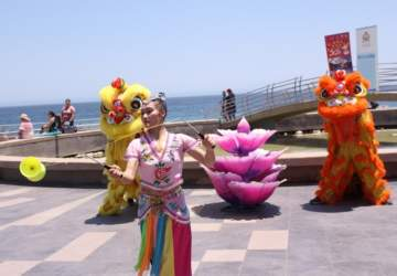 El Año Nuevo Chino se celebrará a lo grande y gratis en la Quinta Vergara