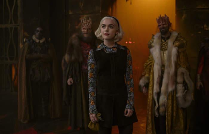 Sabrina, la tercera temporada de una bruja demasiado adolescente