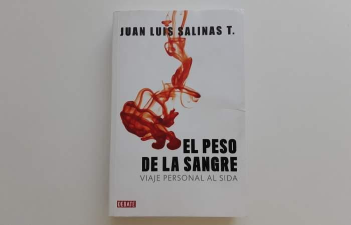 El Peso de la Sangre, el pasado, presente y futuro del Sida en un solo libro