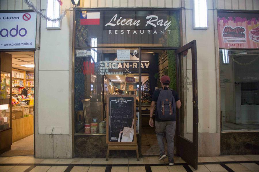 Bar Lican-Ray