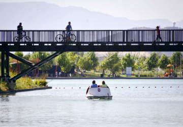 18 parques para hacer ejercicios, tomar aire fresco y contemplar la naturaleza en Santiago