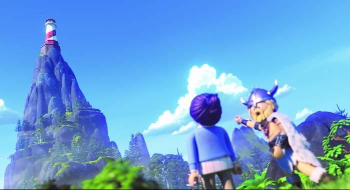 Playmobil, la película: Muñecos gallardos