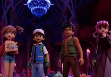 La nueva película de Pokémon se estrenará en Netflix