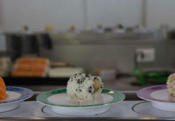 Yuju Sushi, el buffet que gira y en el que comes todo lo que quieras por $ 6.500