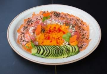 Tanaka: Un nuevo sushi nikkei con una agradable terraza interior