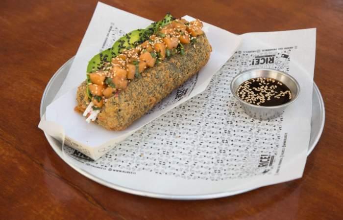All Rice: El sushipleto de arroz frito que no te puedes perder en Barrio Italia