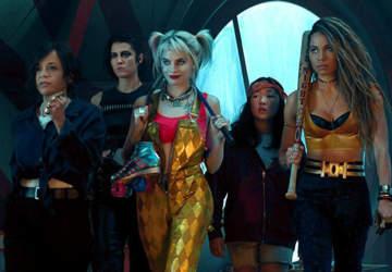 Aves de Presa: El emancipado y feroz regreso de Harley Quinn