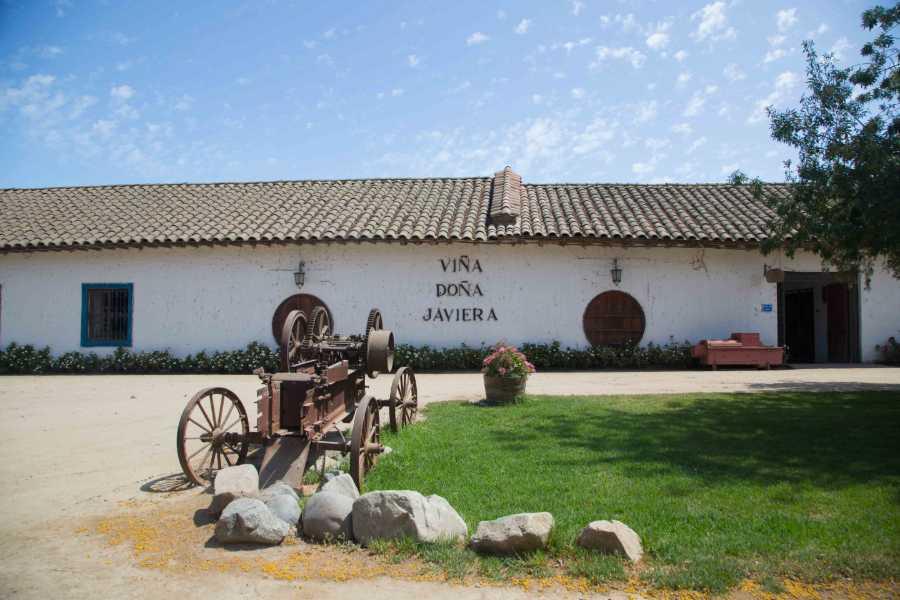Monumento Histórico Casas de los Carrera