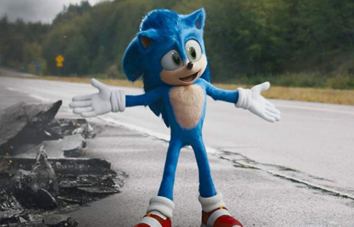 Sonic: La Película: Con espíritu de videojuego