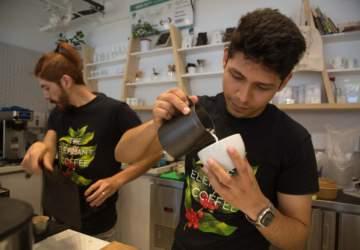 The Elephant Coffee, el café de especialidad con el mejor barista de Chile