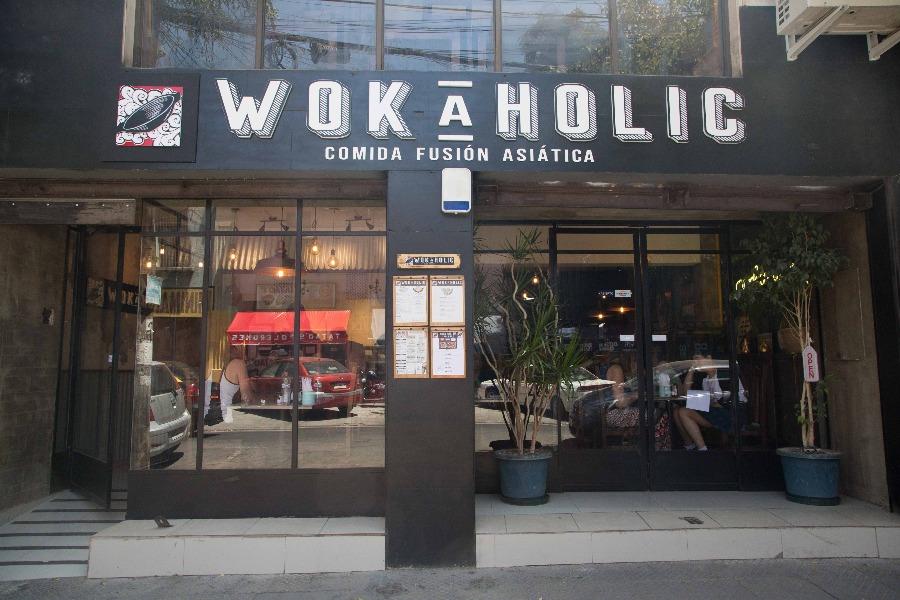 Wok a Holic