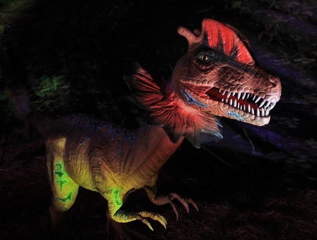 La sorprendente muestra de dinosaurios de hasta seis metros de alto