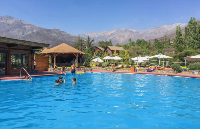 San Francisco Lodge: el increíble escape a la montaña a 90 minutos de Santiago