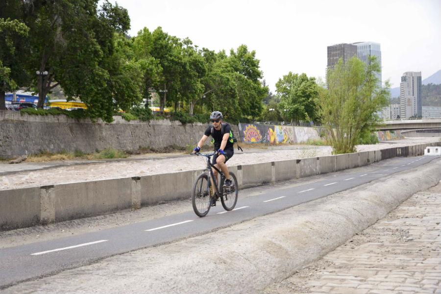 Ciclo Parque Mapocho