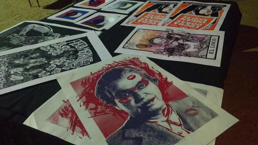 Kontrabanda, la feria de artes gráficas que tendrá talleres, stands y música en vivo