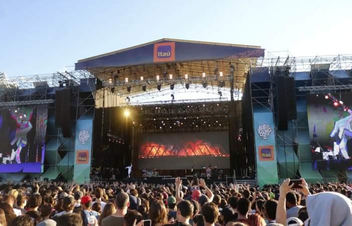 Lollapalooza transmitirá gratis más de 100 conciertos en cuatro días