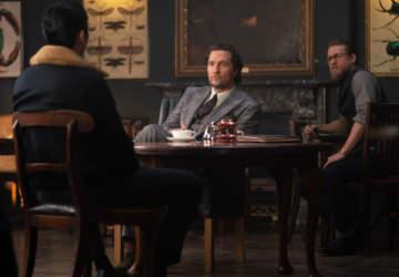 Los Caballeros: El buen retorno de Guy Ritchie a las calles de Londres