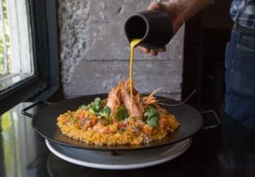 Origen Bistró: cocina callejera y marina con un chef de lujo en barrio Yungay