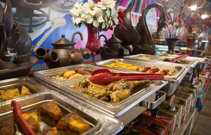 Somos Perú Buffet: el único tenedor libre de cocina peruana en Santiago