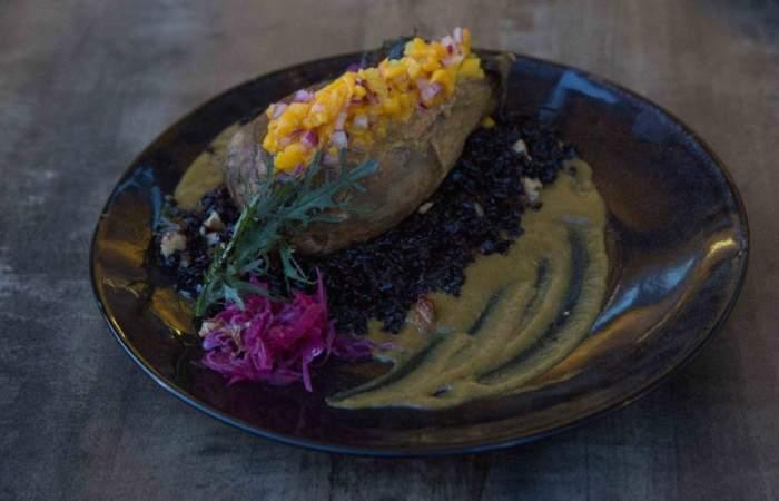 Violeta Restaurant: el nuevo resturante veggie de barrio Italia