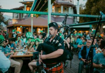 San Patricio 2020: Dos entretenidas fiestas en los bares más irlandeses de Santiago
