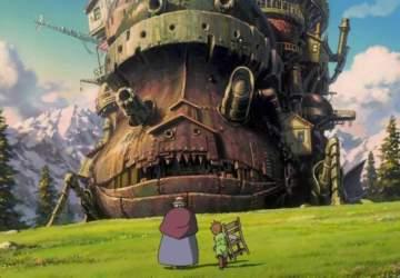 El castillo ambulante, la historia pacifista de Studio Ghibli que llegó a Netflix