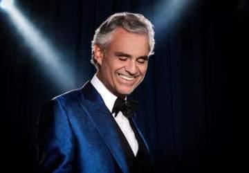 Andrea Bocelli ofrecerá un concierto por streaming desde la Catedral de Milán
