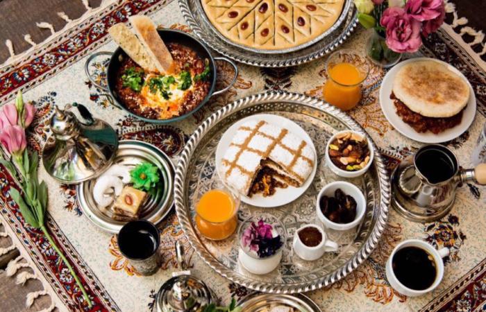 Azahar: la golosa pastelería argelina con delivery y opciones veganas