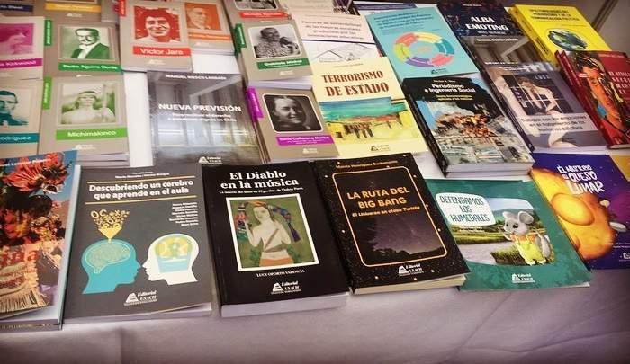 Editorial Usach celebra 28 años con descuento de hasta 90% en sus libros