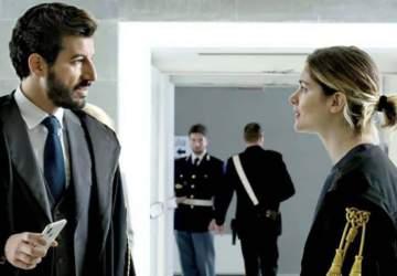 El juicio, la nueva serie italiana que mezcla drama y justicia