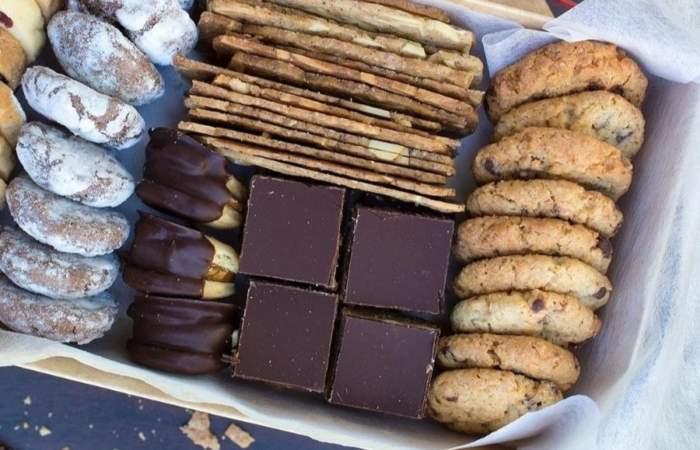 El Horno de Dominga: el delivery de galletitas caseras para comer sin parar