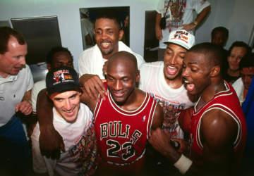 El último baile: el fenómeno documental sobre Michael Jordan y los Chicago Bulls