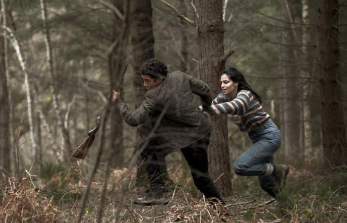 Guerra en el aserradero: la violenta película francesa que llega a Netflix